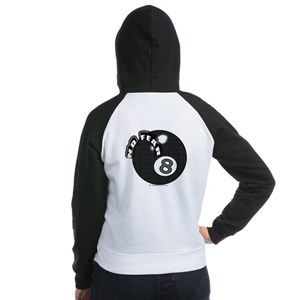 8 Ball NF Women's Raglan Hoodie