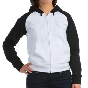 Yes We Did: Women's Raglan Hoodie