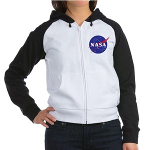 NASA Logo Transparant Sweatshirt