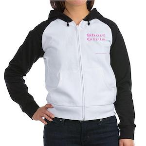 Short Girl (Pink3) Sweatshirt