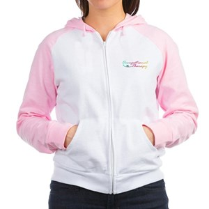 Occupational Therapy Women's Raglan Hoodie