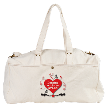 Dancing with the Stars Duffle Bag