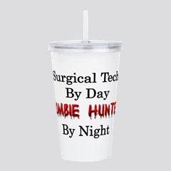 Surgical Tech 16 Oz Stainless Steel Travel Mug Surgical