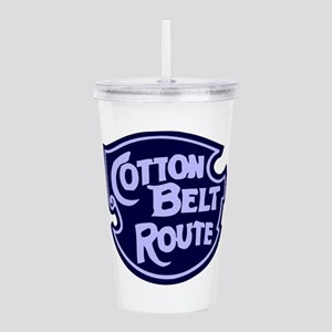 Cotton Belt Railroad Acrylic Double-wall Tumbler