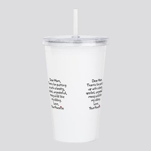 Favorite Child Acrylic Double-wall Tumbler