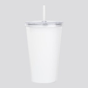 Elf Pretty Face Acrylic Double-wall Tumbler
