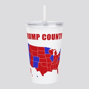 Trump Country Acrylic Double-wall Tumbler