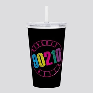 Beverly Hills 90210 Lo Acrylic Double-wall Tumbler
