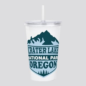 Crater Lake - Oregon Acrylic Double-wall Tumbler