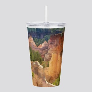 Providence Canyon Stat Acrylic Double-wall Tumbler