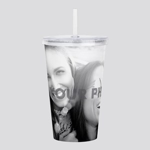 Add Your Photo Acrylic Double-wall Tumbler