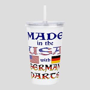 German American Flag Blanket1632903313 Steins Straw Tumblers