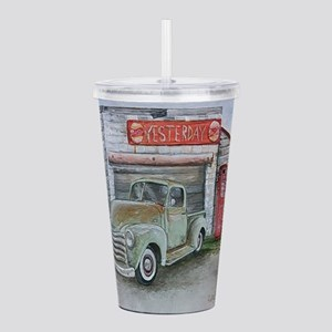 Gas Station Insulated Drinkware - CafePress