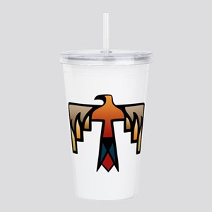 Thunderbird - Native A Acrylic Double-wall Tumbler
