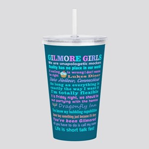 Gilmore Girls Acrylic Double-wall Tumbler