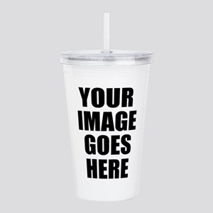 Personalize Your Own Acrylic Double-wall Tumbler