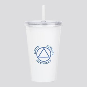 UNITY SERVICE RECOVERY Acrylic Double-wall Tumbler