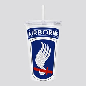 173rd Airborne BCT Acrylic Double-wall Tumbler