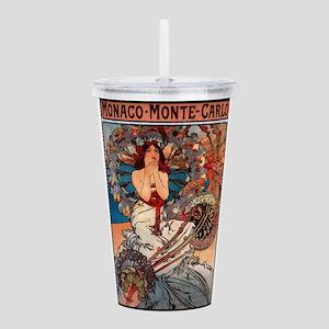 MONACO MONTE CARLO,189 Acrylic Double-wall Tumbler
