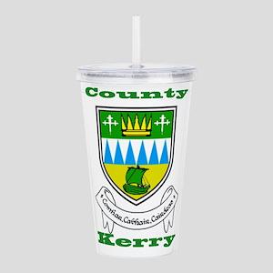 County Kerry COA Acrylic Double-wall Tumbler
