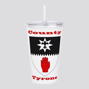 County Tyrone COA Acrylic Double-wall Tumbler