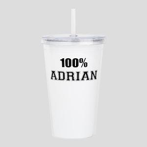 100% ADRIAN Acrylic Double-wall Tumbler