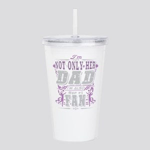 I'm Not Only Her D Acrylic Double-wall Tumbler
