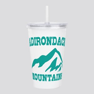 Adirondack Mountains Acrylic Double-wall Tumbler