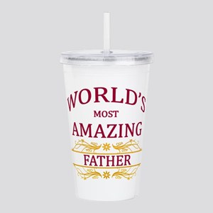 Father Acrylic Double-wall Tumbler