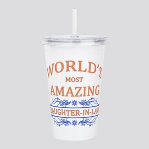 Daughter-In-Law Acrylic Double-wall Tumbler