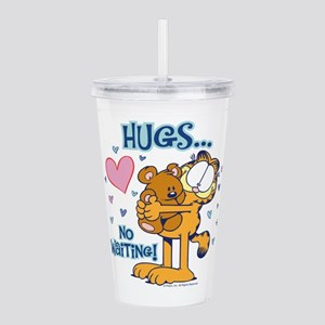 Hugs...No Waiting! Acrylic Double-wall Tumbler