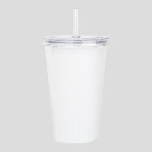 Plane Fun 1407044 Acrylic Double-Wall Tumbler