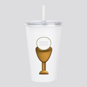 First Holy Communion Acrylic Double-wall Tumbler