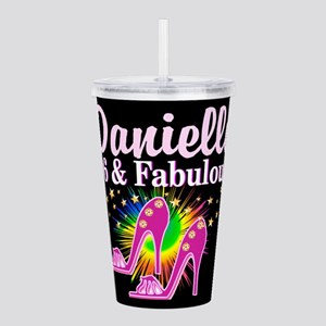 GORGEOUS 16TH Acrylic Double-wall Tumbler