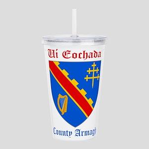 Ui Eochada - County Armagh Acrylic Double-wall Tum