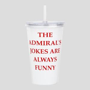 admiral Acrylic Double-wall Tumbler