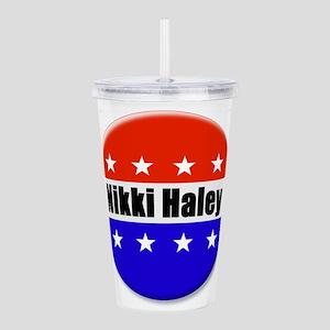 Nikki Haley Acrylic Double-wall Tumbler