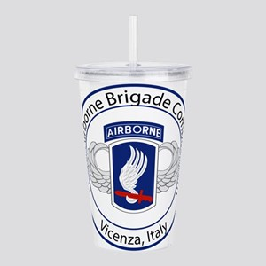173rd Airborne Acrylic Double-wall Tumbler
