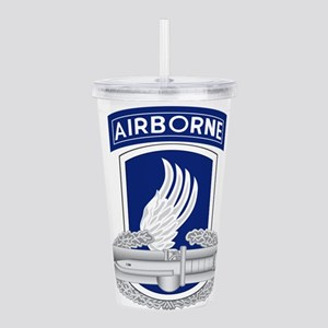 173rd Airborne CAB Acrylic Double-wall Tumbler