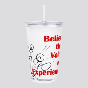 Voice of Experience Acrylic Double-wall Tumbler
