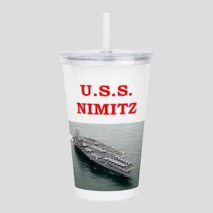 nimitz Acrylic Double-wall Tumbler