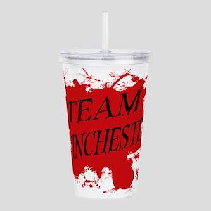 Team Winchester Acrylic Double-wall Tumbler