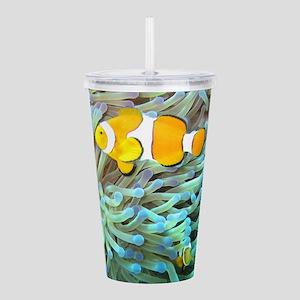 Clownfish Great Barrie Acrylic Double-wall Tumbler