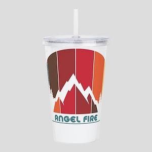 Angel Fire Resort - Acrylic Double-wall Tumbler