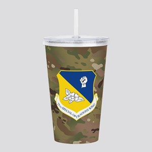 27th Special Operation Acrylic Double-wall Tumbler