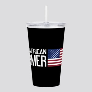 Farmer: All-American ( Acrylic Double-wall Tumbler