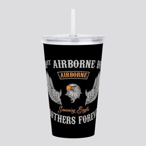 101st Airborne Brother Acrylic Double-wall Tumbler