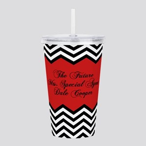 Future Mrs Special Agent Dale Cooper Acrylic Doubl