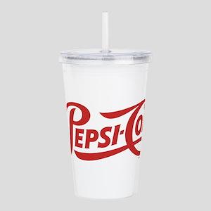 Pepsi Logo Acrylic Double-wall Tumbler