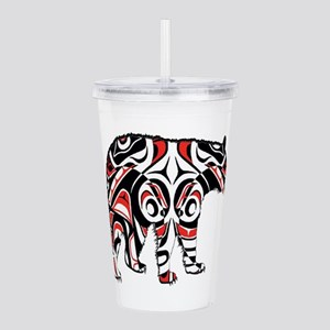 PAC NORTHWEST GUARDIAN Acrylic Double-wall Tumbler